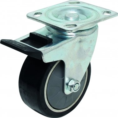 Roulette de roue pour chariot d'atelier BGS 4110