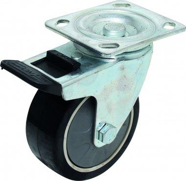 Roue de roue pour chariot d'atelier BGS 4111