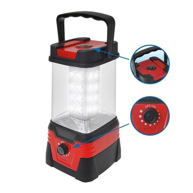 Lampe de camping 32LED intensite reglable