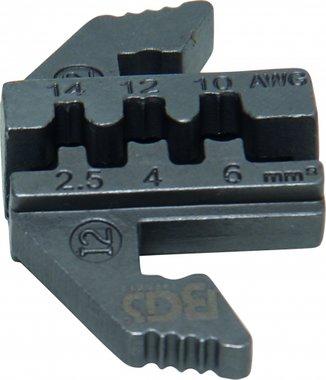 Mors à sertir pour connecteur solaire MC4, pour BGS 1410/1411/1412