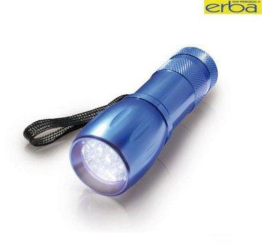 Lampe de poche pratique 9 LED