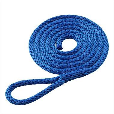 Cord de pare-battage 1,5m, birotex, bleu