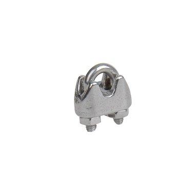 Serre-c bles  etrier, 2-3mm, A4 RVS AISI 316