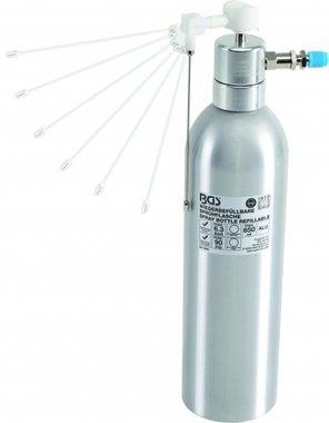 Bouteille de pulverisateur pression de recharge
