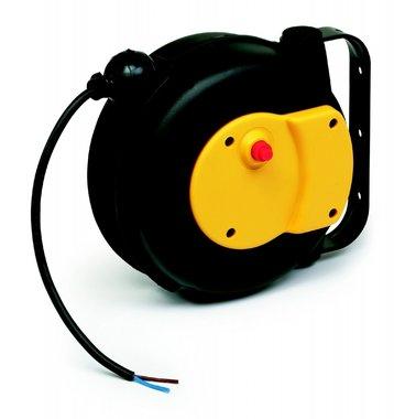 Enrouleur c ble electrique 5 m 3 x 1,5mm²