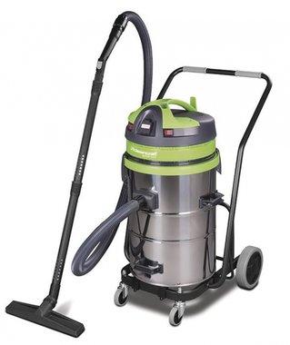 Aspirateur sans sac 1150w, 62l (eau et poussiere)