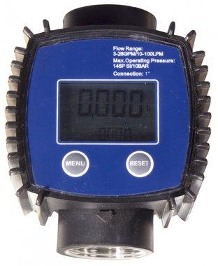 Compteur digital adblue 100l/min