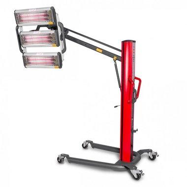 S echoir peinture infrarouge avec 3 lampes
