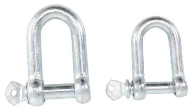 Shackle set D-type 2 pieces