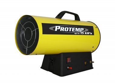 Appareil de chauffage au gaz propane 116 ma³