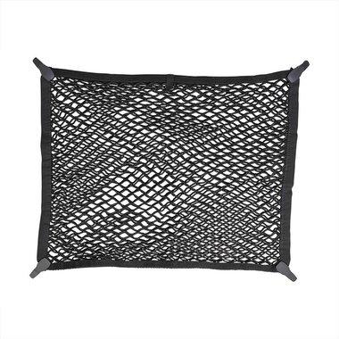 Filet de bagage elastique 80x60cm double avec crochets plastique NS-2