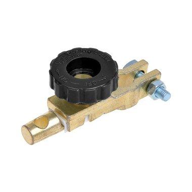 Borne de batterie (-) 12.5mm avec disjoncteur
