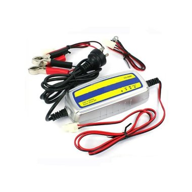 Chargeur de batterie avec fonction goutte 12V