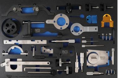 Tool Tray 3/3: Set d'outils de calage du moteur pour Fiat, Alfa, Lancia, Opel, Suzuki, Ford