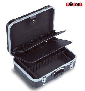 Valise à outils noire (roulable)