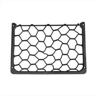 Filet de rangement elastique 31x21cm avec cadre plastique NS-10