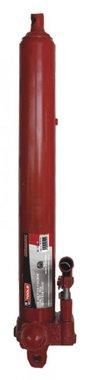 Verin hydraulique avec clapet de securite pour grue d'atelier