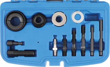 Extracteur de poulie et ensemble de montage pour GM, Ford 13 pcs.
