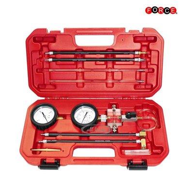 Injecteur rampe commune, testeur de mesure de pression de retour