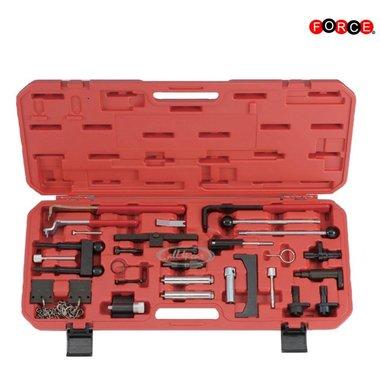 Ensemble d'outils de calage du moteur - VW, Audi, Seat et Skoda