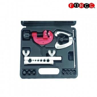 Coupe-tubes et kit d'outils a double evasement (metrique)
