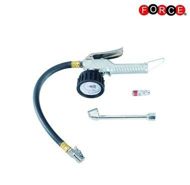 Manomètre de pression des pneus à 3 fonctions