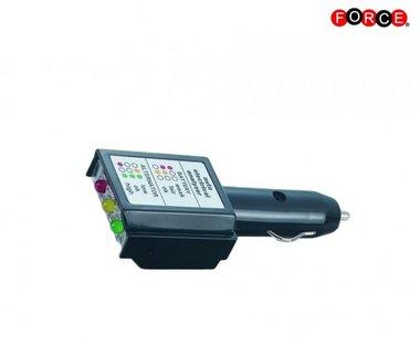 Batterie automatique et analyseur de systeme de charge 12V