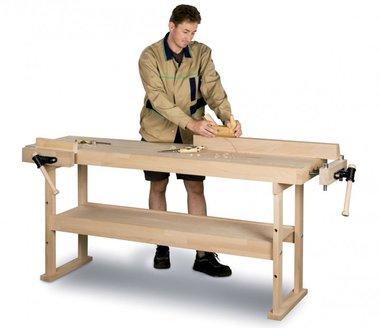 Etabli en bois 2000 mm