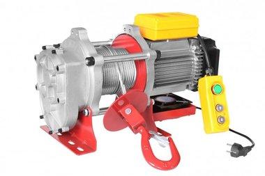 Treuil electrique 500 kg 230 v