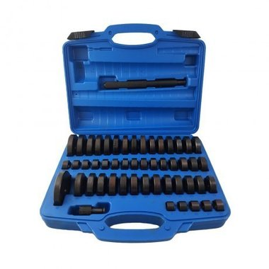 Coffret outils de montage de roulements joints SPI 52 pcs