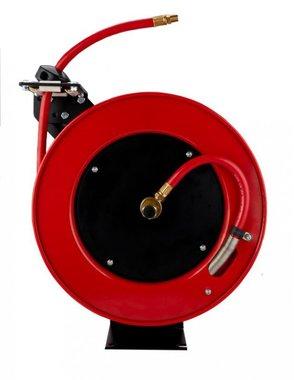 Enrouleur tuyau d'air 15 m - 10 mm
