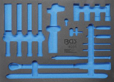Insert de servante datelier 3/3 vide pour BGS 4035