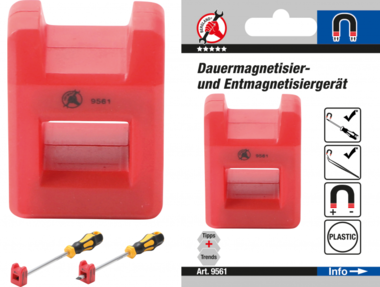 Magnétiseur / Démagnétiseur