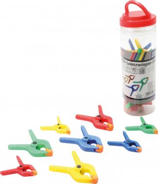 Jeu de mini-serre-joints matiere plastique ABS 22 pieces