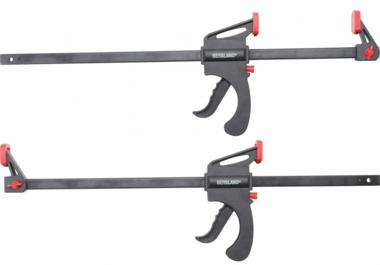 Serre-joint et  ecarteur 650 mm