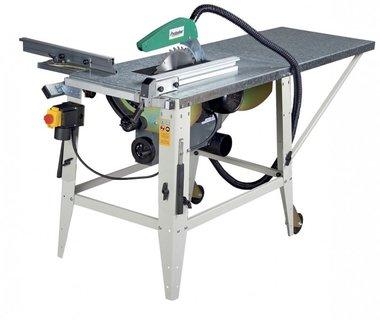 Scie table pour le bois diameter 315 mm