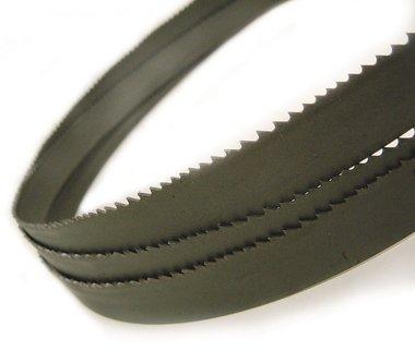 Lame de scie à ruban à matrice bimétal -13x0.65-1638mm, Tpi 6-10