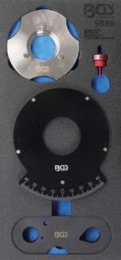 Jeu doutils de controle de cha ne de distribution pour VAG 1,2/1,4 TFSi 4 pieces