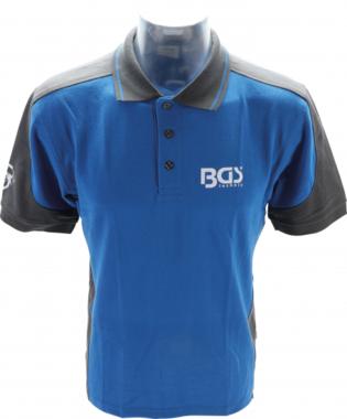 BGSa Polo-shirt maat L