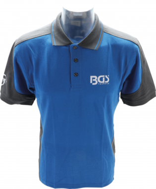 BGS® Polo-shirt | maat XL