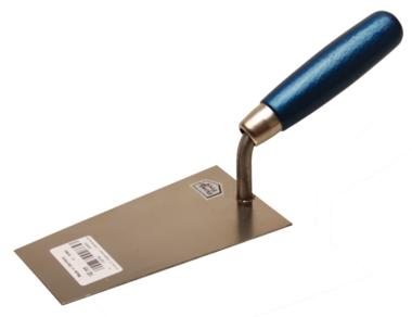 Truelle à plâtre Berner inoxydable 140 mm