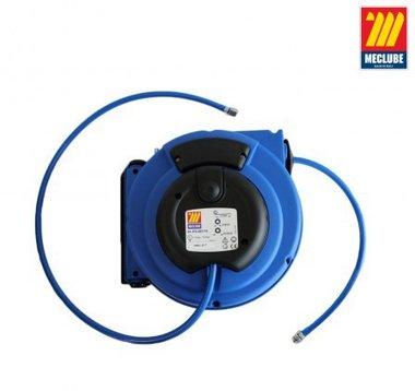 Enrouleur de tuyau air-eau 12+1 metres