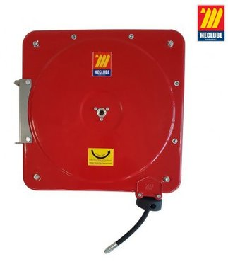 Enrouleur de tuyau air-eau diametre 5/16, 12 metres