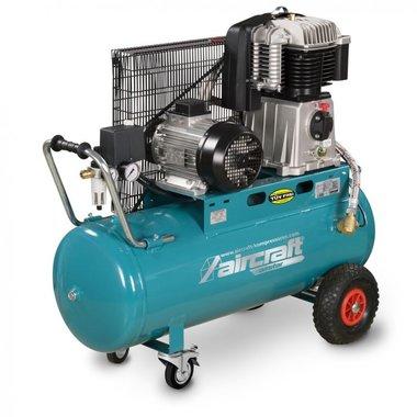 Compresseur d'huile a courroie 10 bar - 100 litres 3x400V