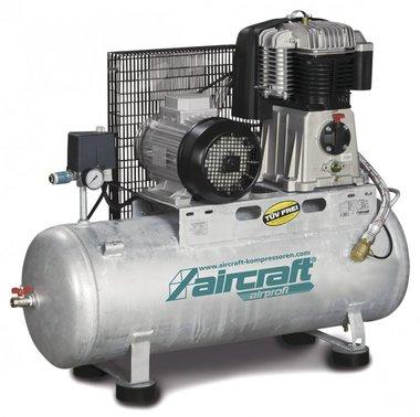 Compresseur a piston 4kw - 10 bars - 270 l - 520l/min