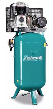 Compresseur a piston 4kw - 10 bars - 270 l - 520 l/min