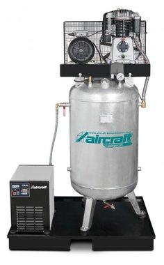 Compresseur a piston 15 bar - 270 litres -3x400V