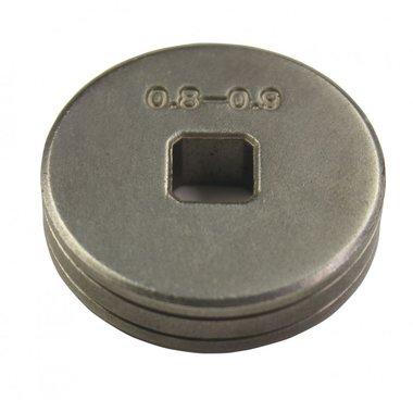 Rouleau d'alimentation en acier 0.8-1mm
