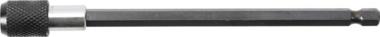 Rallonge pour brosses pour BGS 3078 6,3 mm (1/4)