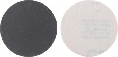 Jeu de disques abrasifs grain 240, fin carbure de silicium 10 pieces